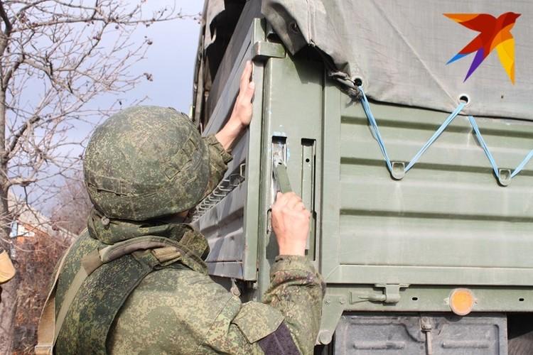 Бойцы НМ ДНР покинули позиции в районе участка разведения