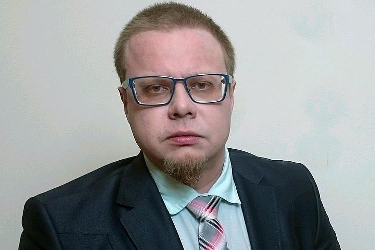Врач-психиатр Артём Гилёв.