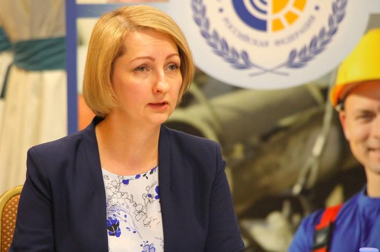 Ольга Велижанина рассказала, на какие соцвыплаты может рассчитывать застрахованный работник. Фото Ивана Горбунова