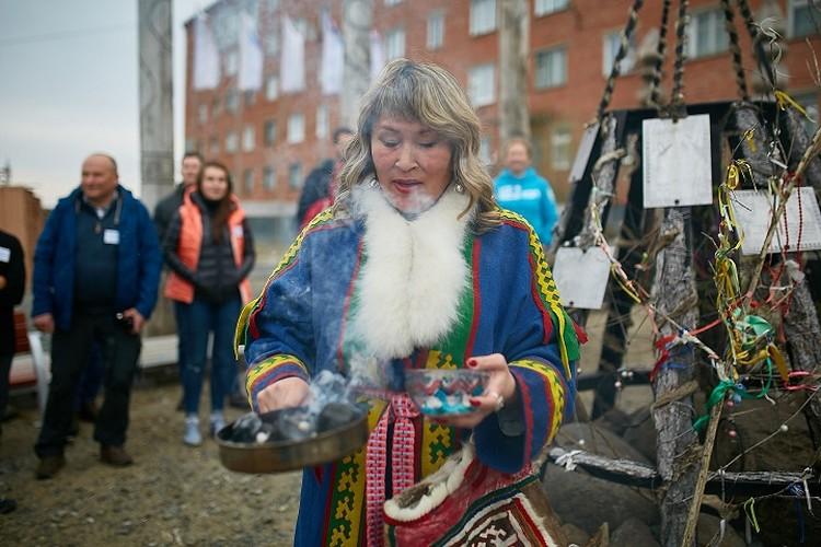 Дудинка станет центром этнографического и круизного туризма. Фото предоставлено пресс-службой «Норникеля».