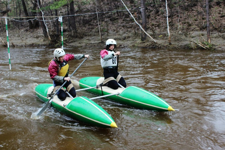 Во время спортивных и туристических мероприятий авторы проекта стараются не забывать и о природе Фото: vk.com/adimtur_ecology