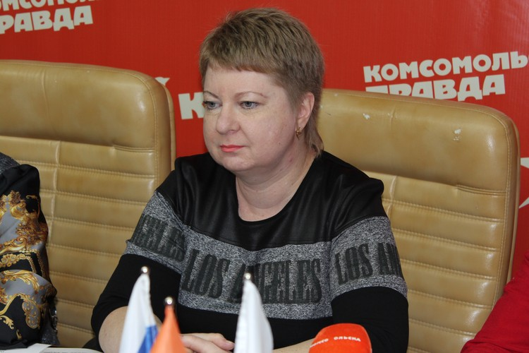 Татьяна Кирюшкина