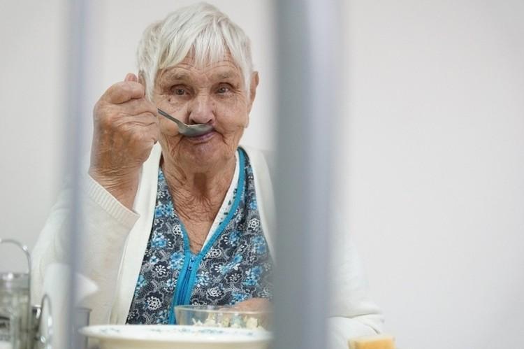 Комиссия ншла массу нарушений в сожержании пожилых людей.