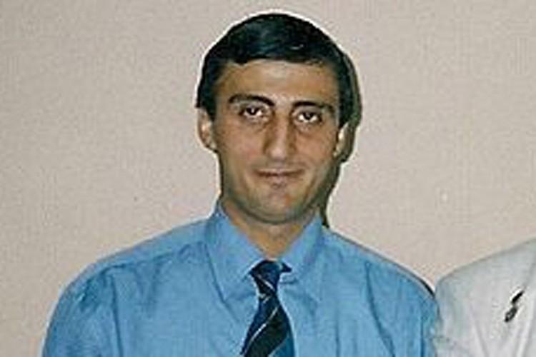 Ашот Болян был застрелен вечером 13 ноября на парковке во дворе своего дома.