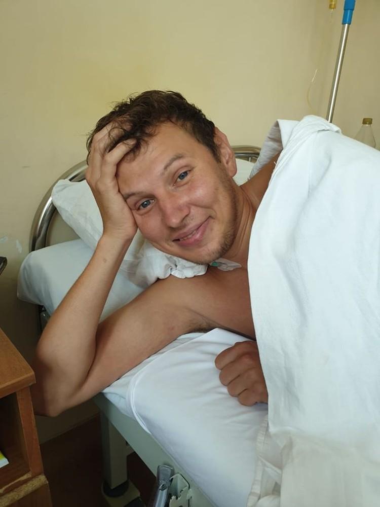 Живи, мамочка! Фото: краевая клиническая больница Красноярска.