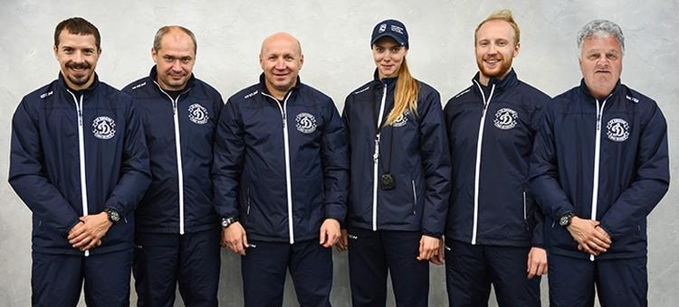 Появление 25-летней Дарины Былиной в «Динамо» - хоккейная сенсация! Фото: ХК «Динамо»