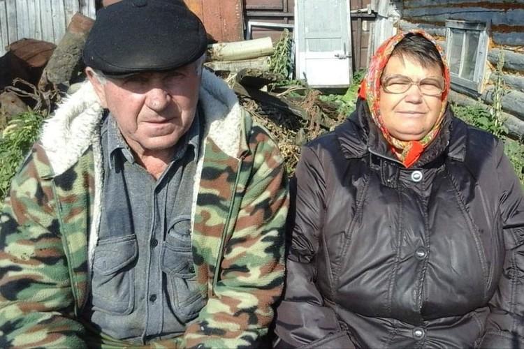 Рита Анатольевна вместе с супругом. Фото: личный архив.
