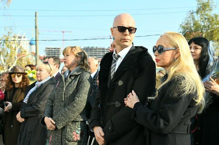Андрей и Нелли Кобзон. Фото: krd.ru
