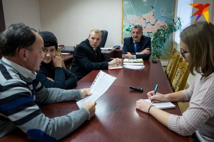 """Евгений Гришин: """"Ситуацию держу на личном контроле"""""""