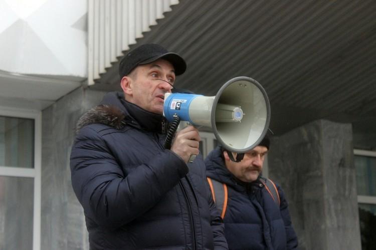 Леонид Зильберг вспомнил те времена, когда площадь была открыта для митингов