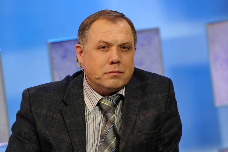 Замдиректора Национального института развития современной идеологии Игорь Шатров