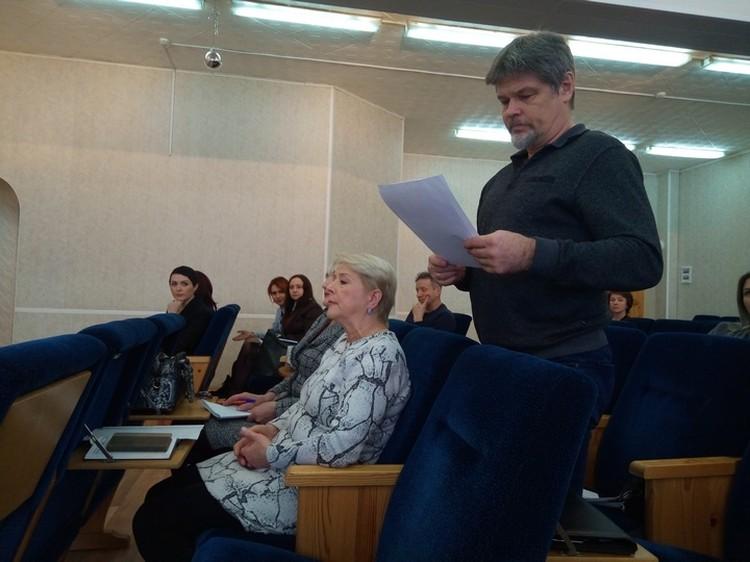 В Минусинске прошло заседание постоянно действующего Совета потребителей. Фото: пресс-служба компании