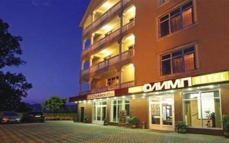 Гостиница, в которой провели ночь Мария и Олег. Фото: booking.com