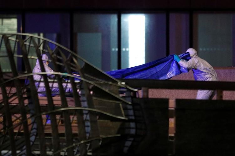 На теле мужчины полицейские обнаружили муляж «пояса смертника»