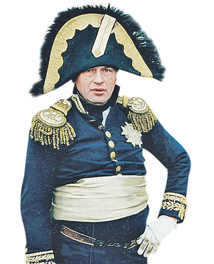Главным предметом интереса для Соколова были Франция и Наполеон.