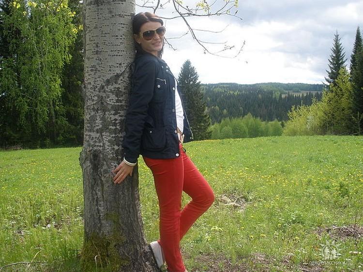 Яна Щербинина. Фото из семейного архива