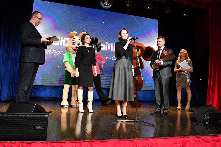 Представителей полусотни компаний-победителей народного голосования пригласили 5 декабря на площадку Московского ипподрома, где состоялась церемония награждения