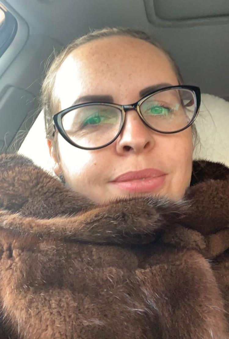 Ольго готовится вновь стать сурмамой. Фото: личный архив.