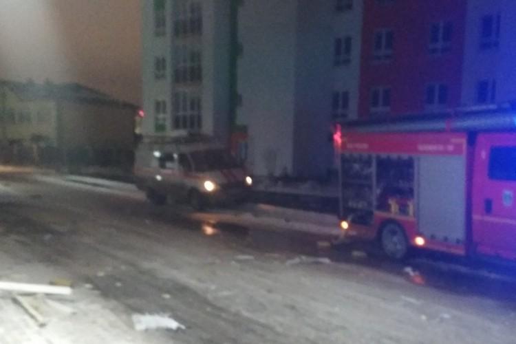 Пожарные потушили возгорание. Фото с сайта МЧС по Тюменской области
