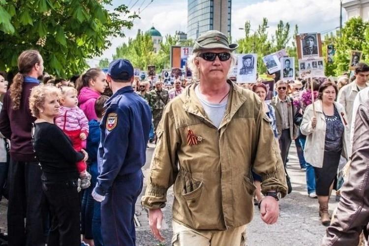 Рассел Бентли приехал в Донецк еще в 2014 году. Фото: Личный архив героя публикации
