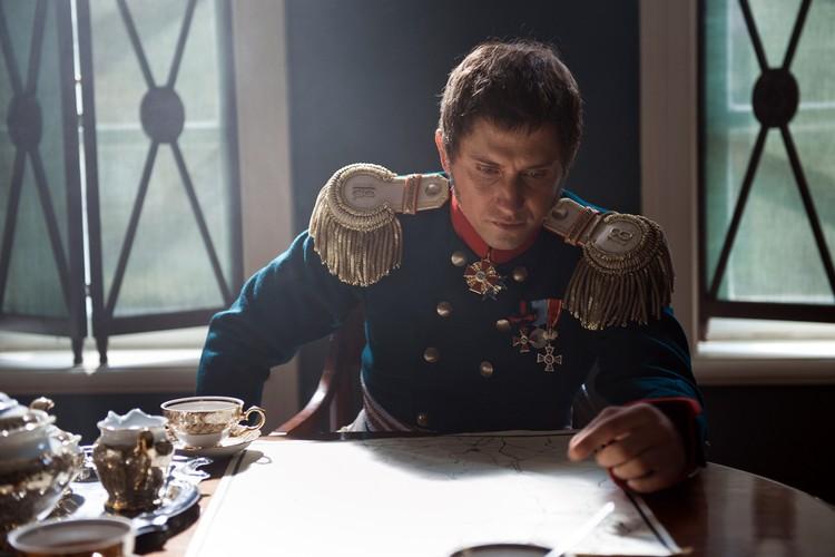 Павла Пестеля сыграл Павел Прилучный