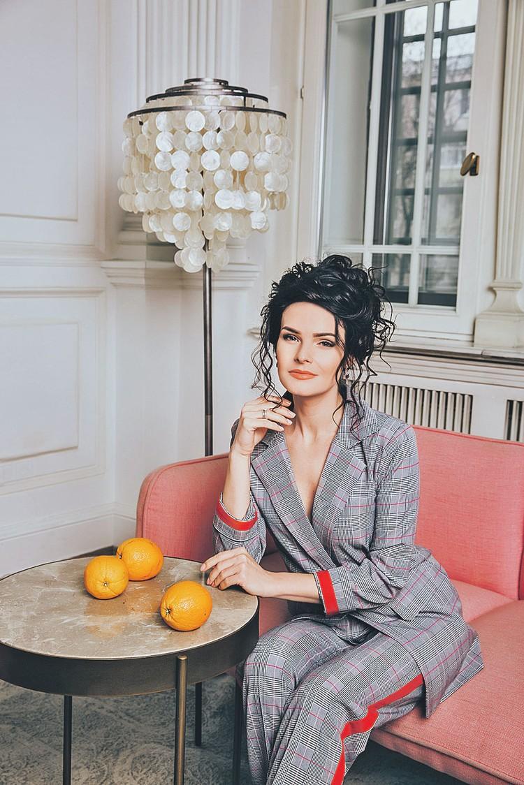 Звезда сериала «Тест на беременность» Анна Пескова. Фото: Личный архив Анны Песковой