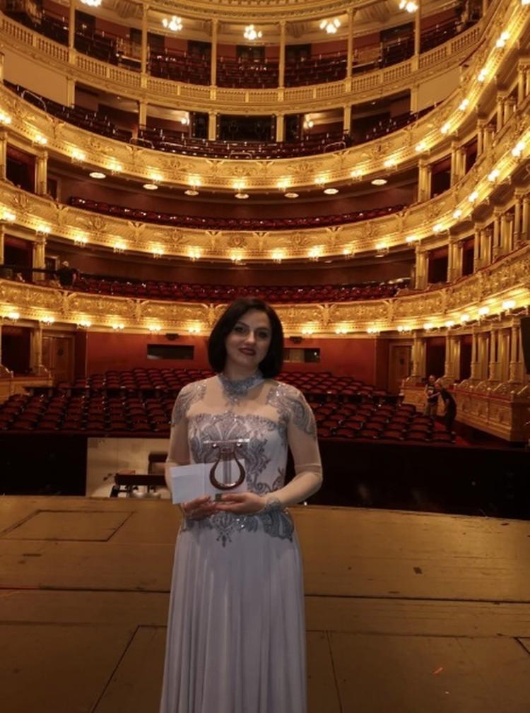 Ростовчанка часто участвует в конкурсах. Фото: vk Анна Шаповалова