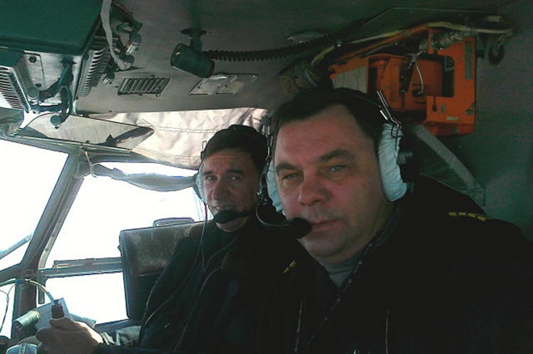 Андрей Чанчиков.