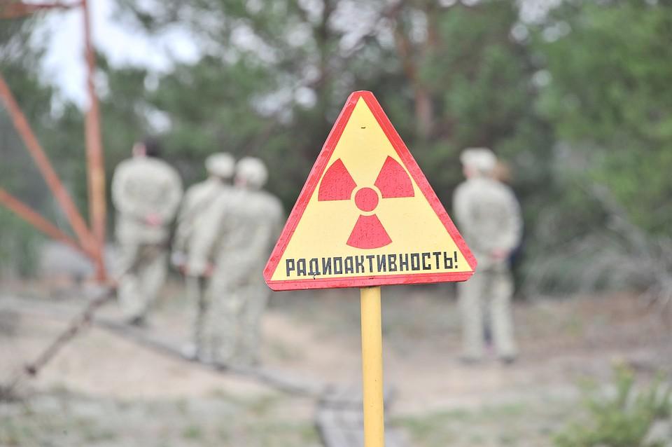 Багеровский могибльник - главный источник радиации в Крыму Фото: Михаил ФРОЛОВ