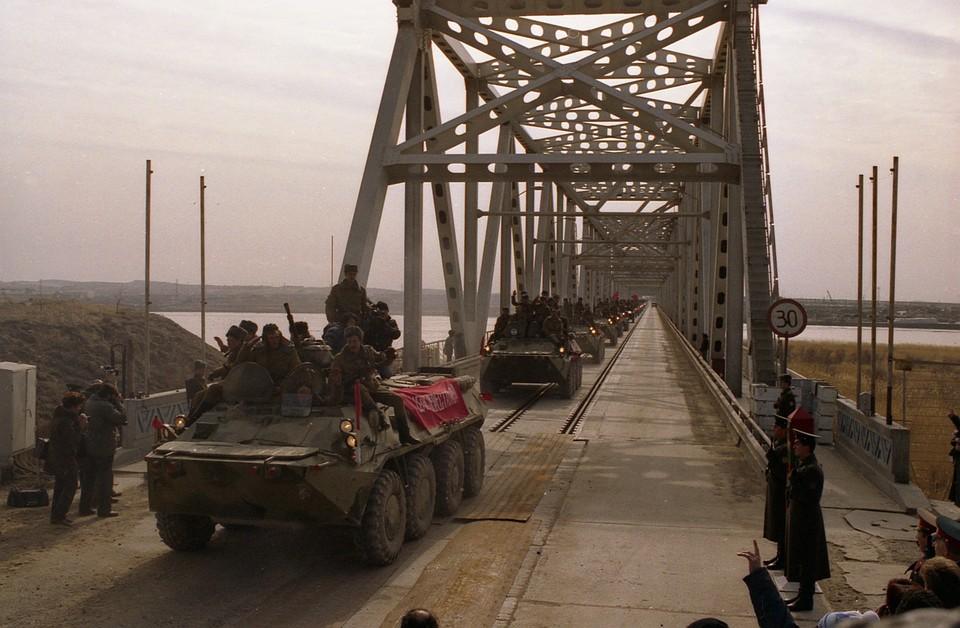 Вывод советских войск из Афганистана. Фото: GLOBAL LOOK PRESS