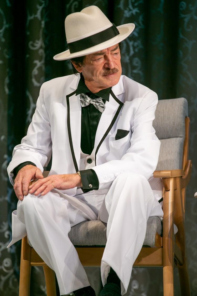 Михаил Боярский празднует юбилей Фото: Академический Театр имени Ленсовета