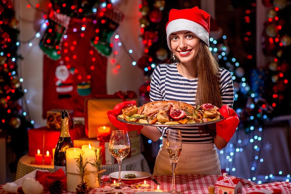 Вся праздничная неделя – это бесконечные застолья Фото: Shutterstock