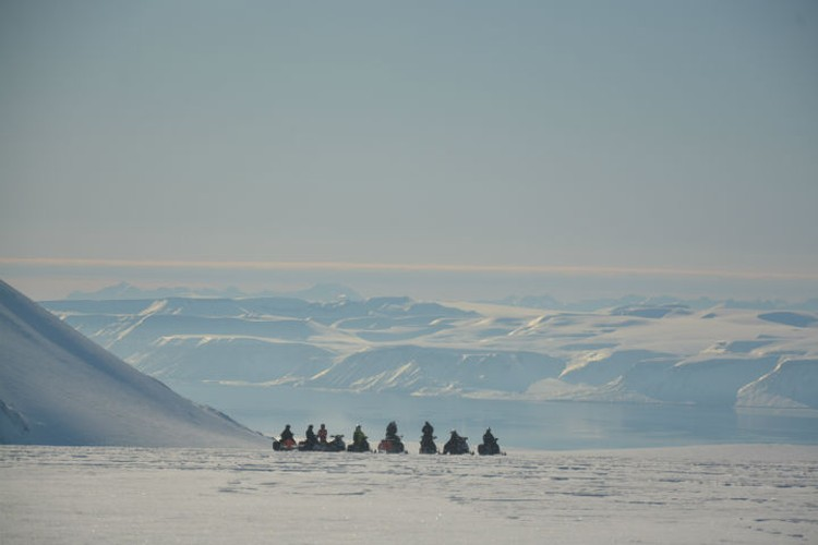 Путешествие в Арктику стоит недешево, но впечатления стоят того. Фото: личный архив.