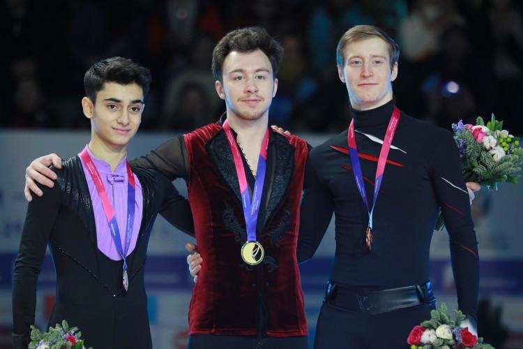 Лучшие на Чемпионате России 2020