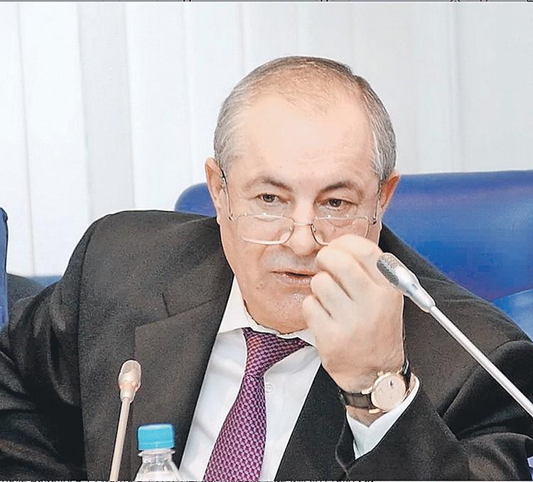 Гасан НАБИЕВ. Фото: Облдума