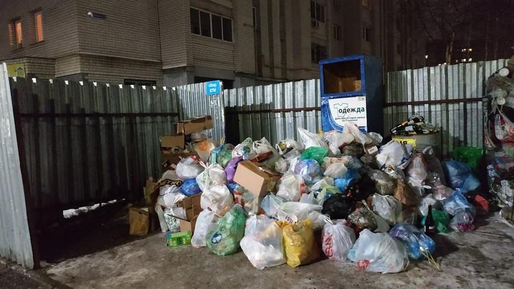 Площадка на улице Тихонравова