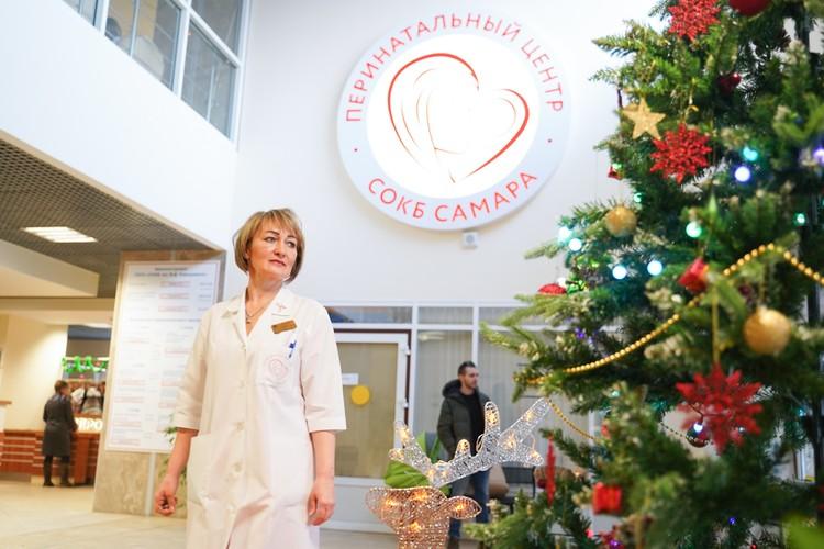 Наталья Орлова работает акушеркой 27 лет