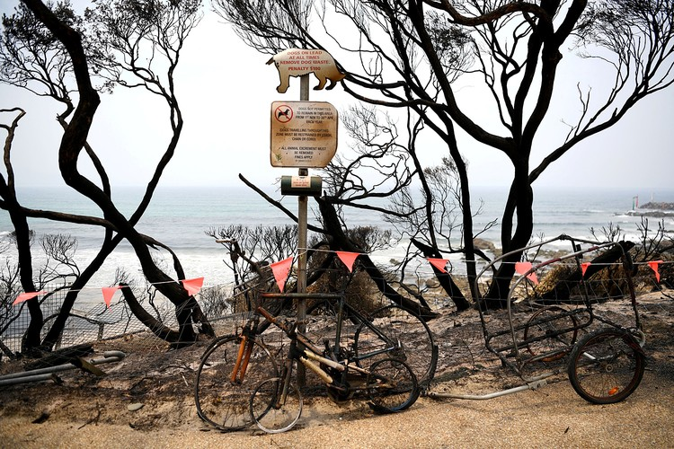 По предварительным данным, чтобы хотя бы частично покрыть ущерб от пожаров, Австралии потребуется более 290 миллионов долларов