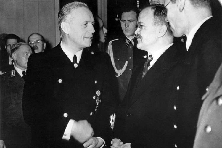 Пакт Молотова Риббентропа - договор о ненападении между СССР и Германией августа 1939 года