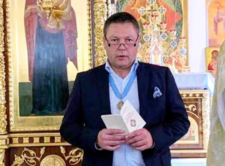 Михаил Боцко. Фото ippo.ru