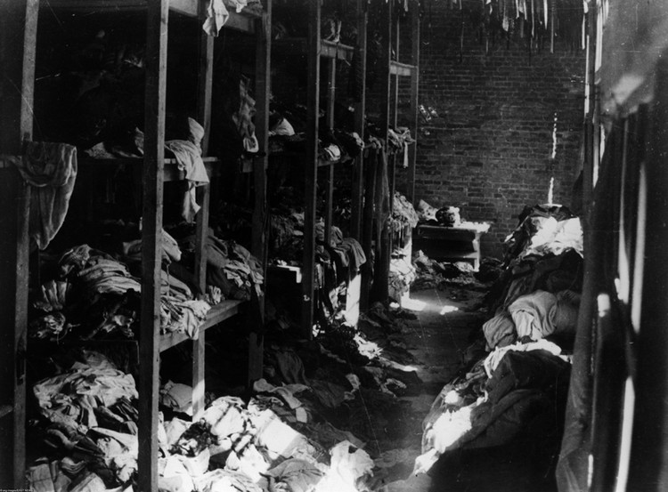 Красная армия освободила лагерь смерти Майданек на территории Польши 22 июля 1944 года