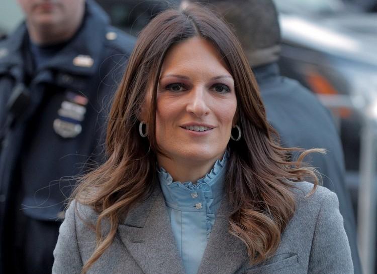 Донна Ротунно, главный защитник кинопродюсера Вайнштейна.