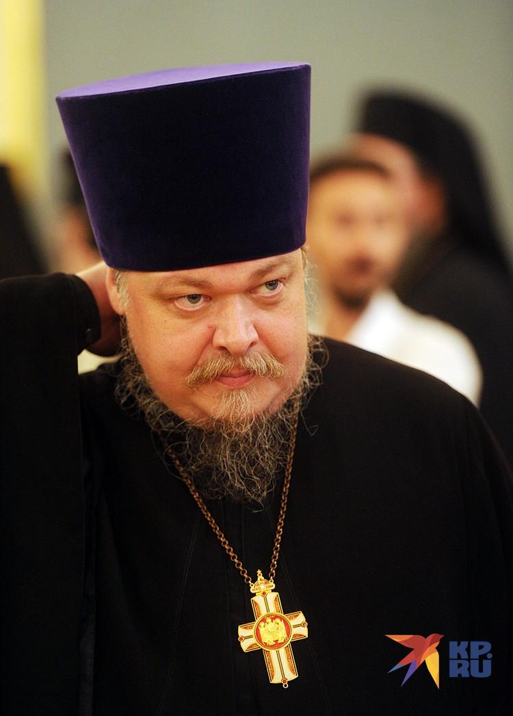 Почти шесть лет протоиерей Всеволод Чаплин возглавлял Синодальный отдел по взаимодействию Церкви и общества Московского патриархата