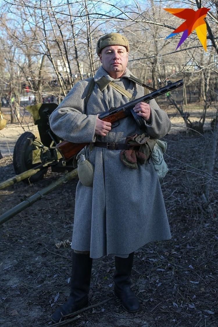 Андрей Болтнев.