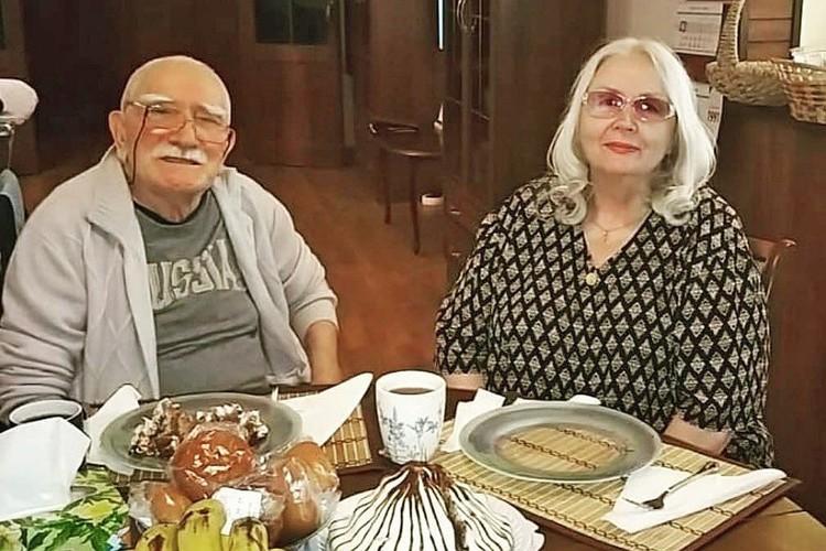 Татьяна Сергеевна вернулась в Москву из Лас-Вегаса и снова живет вместе с Арменом Борисовичем. Фото: Инстаграм.
