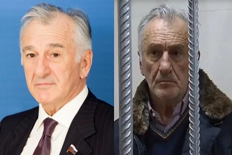 Вероятнее всего, показания, которые хочет дать Арашуков ФСБ касаются бывшего сенатора от КЧР Вячеслава Дерева. Политик уже обвинял его в фабрикации уголовного дела
