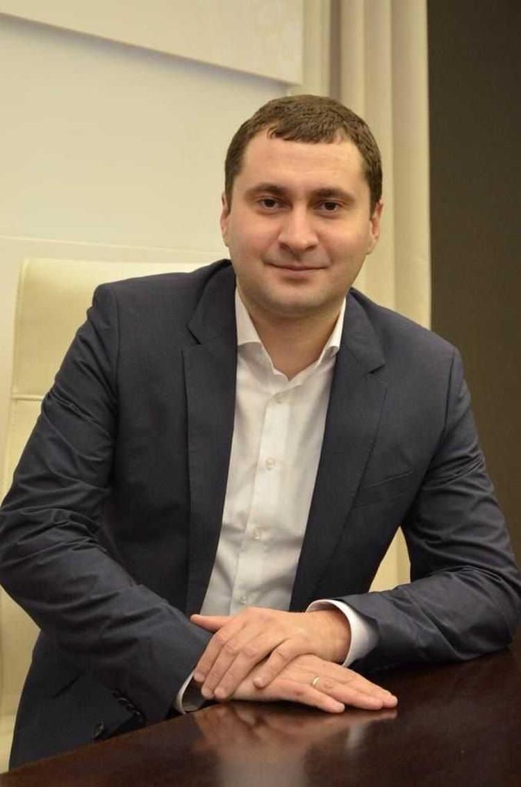 Сергей Фикс, заместитель директора головного отделения Сбербанка по Санкт-Петербургу.