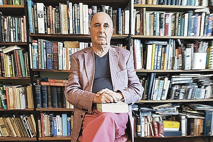 Экономист, автор книг о европейской интеграции Тони Глезер.