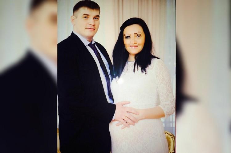 Андрей Бессарабов с супругой. Фото: СОЦСЕТИ
