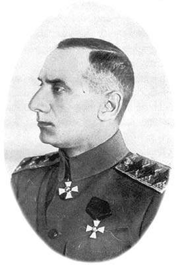 Александр Колчак, фото 1919 года.
